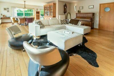 Villa exotique à Ostende avec jardin