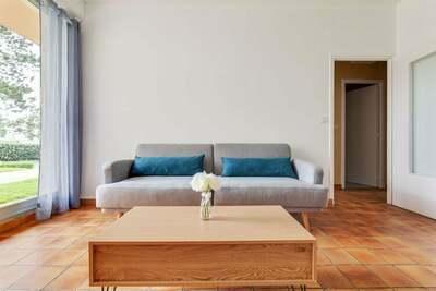 Bel appartement sur le port de Grandcamp-Maisy
