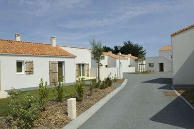 Maison soignée, lave-vaisselle, près de la plage de Vendée