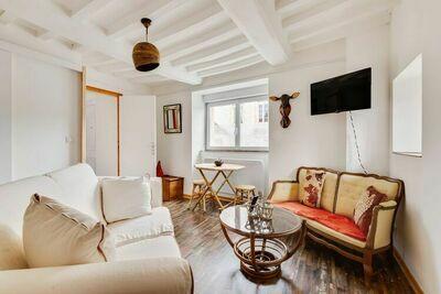 Maison de vacances à Sommervieu avec jardin et terrasse