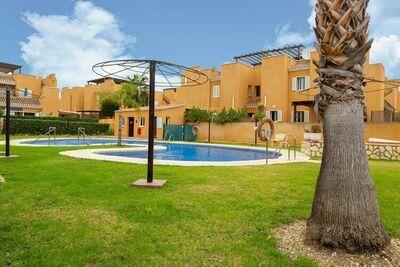 Maison de vacances spacieuse à Los Gallardos avec piscine
