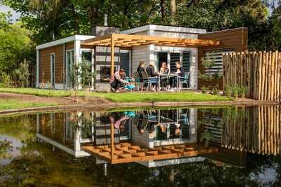 Magnifique chalet avec sauna extérieur, proche de De Veluwe