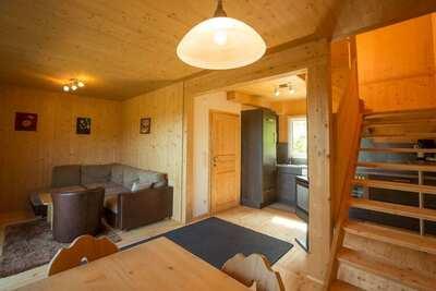 Chalet en bois à Klippitztörl avec sauna