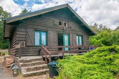 Chalet cosy à Jalhay avec terrasse à 5km des Hautes Fagnes