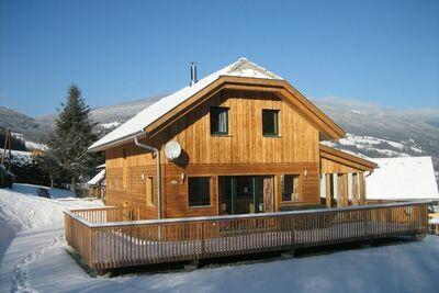 Chalet de rêve à Stadl an der Mur près du domaine skiable de Kreischberg