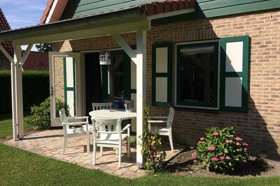 Belle maison de vacances bien entretenue, située à Zonnemaire, à une courte distance de la mer !