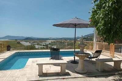 Charmante maison de vacances à Callosa d