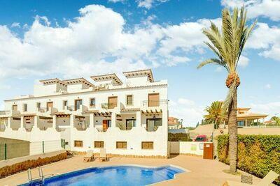 Belle maison de vacances à Palomares avec terrasse privée