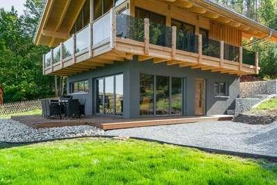 Maison de vacances confortable à Thale avec Netflix, jardin, terrasse