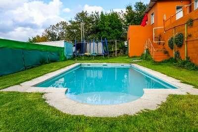 Maison de vacances animée au cœur naturel de Redondela