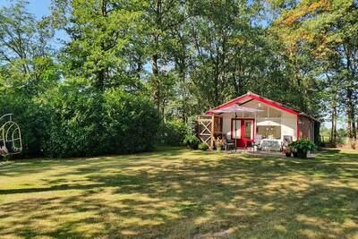 Maison de vacances isolée à Holten près de la forêt