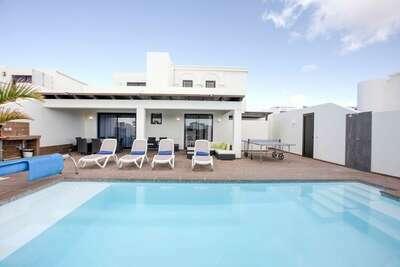 Villa située à Playa Blanca