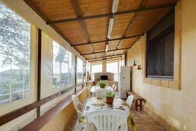 Maison de vacances paradisiaque à Triscina di Selinunte avec barbecue