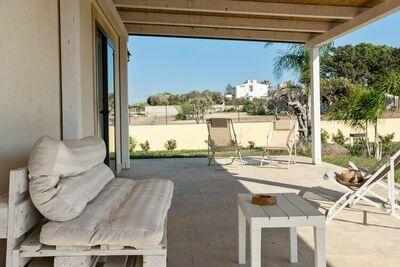 Villa reposante à Noto proche de la mer