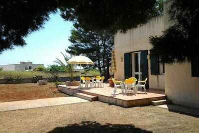Belle maison de vacances à Triscina di Selinunte à côté de la mer