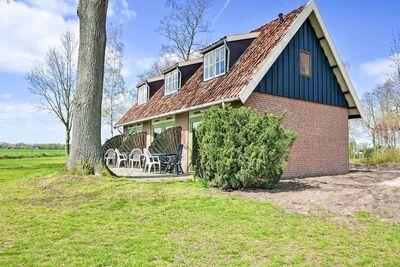 Jolie maison de vacances à Eibergen avec jardin