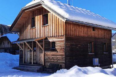 Maison de vacances en Styrie près des pistes de Kreischberg