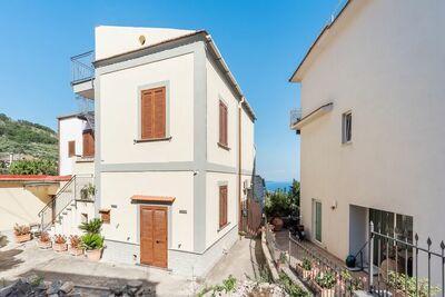 Villa somptueuse à Massa Lubrense avec piscine privée