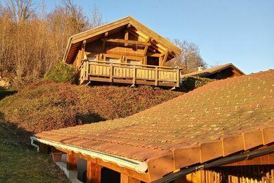 Magnifique chalet à Lotharingen avec terrasse