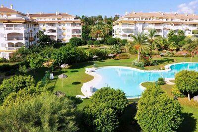 Maison de vacances tranquille à Marbella près de la plage de Rio Verde