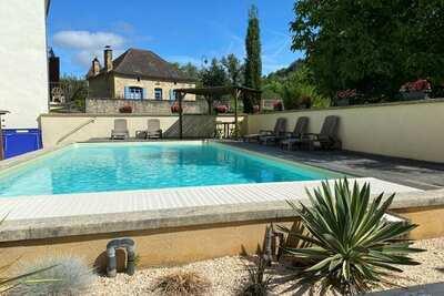 Splendide Maison le Thé Vert avec piscine privative