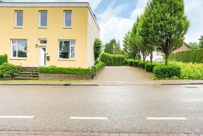 Charmante maison de vacances à Vijlen avec jardin
