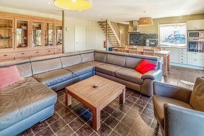 Maison de Vacances Sereine à Gijverinkhove avec Terrasse et Jardin