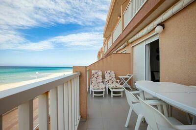 Maison de vacances moderne à San Javier avec terrasse privée