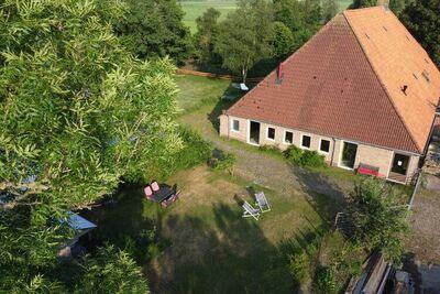 Maison de vacances rurale à Giethoorn avec jacuzzi