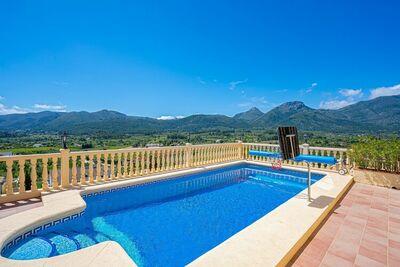 Maison de vacances vue montagne à Drimmelen avec piscine