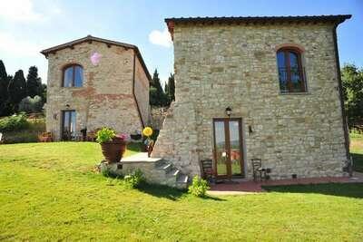 Splendide maison de vacances à Rignano Sull