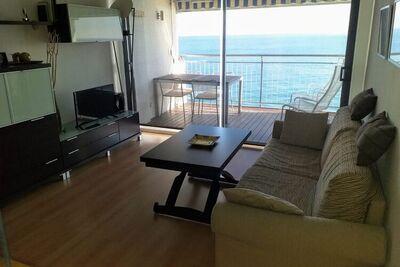 Maison de vacances tranquille à Calella près de Seabeach