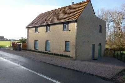 Charmante maison de vacances à Zuienkerke avec jardin