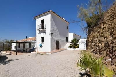 Charmante maison de vacances à Malaga avec piscine privée