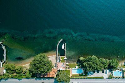 Maison de vacances paradisiaque à Mienne avec balcon
