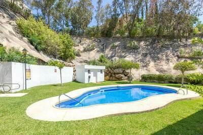 Maison de vacances Regal à Costa Almeria avec piscine