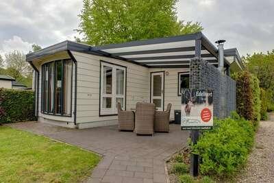 Maison de vacances relaxante à Hulshorst avec terrasse