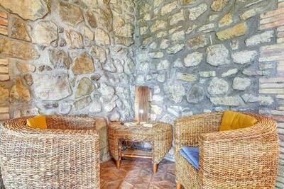 Élégante maison de vacances à Castel Viscardo avec terrasse et barbecue