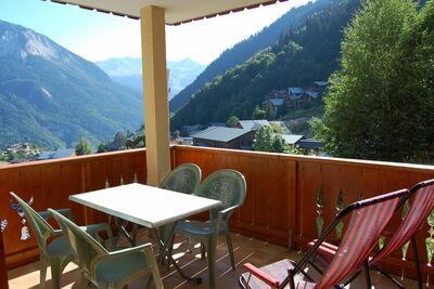 Appartement confortable avec balcon à Champagny-en-Vanoise