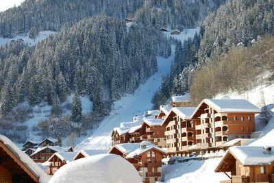 Magnifique chalet avec balcon à Champagny-en-Vanoise
