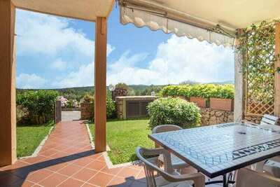 Apartment in a quiet residence 300 mt from the beach