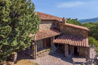 Merveilleuse maison de vacances à Arcidosso près de Castel del Piano