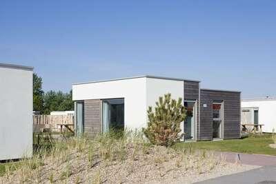 Lodge moderne avec 2 salles de bain, à 500m de la plage