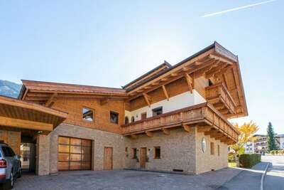 Maison de vacances sereine à Westendorf avec sauna