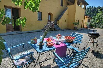 Splendide villa avec piscine en Toscane
