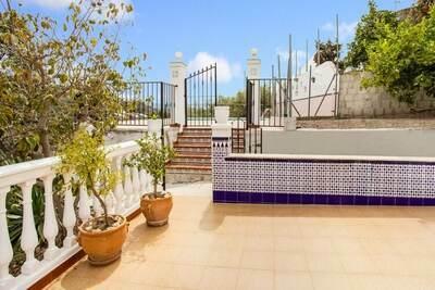 Maison de vacances pittoresque en Andalousie avec piscine privée