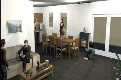 Superbe Habitation pour 9 adultes à Stavelot