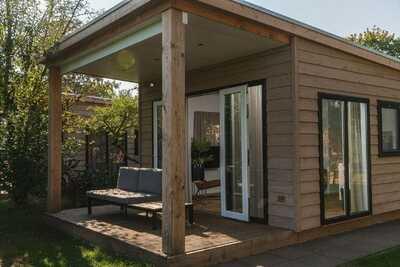 Lodge bien-être avec sauna et magnifique vue dégagée