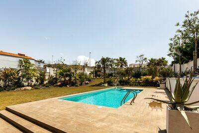 Belle maison avec piscine privée à Guardias Viejas