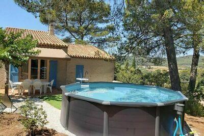 Villa Authentique en Provence-Alpes-Côte d'Azur avec jardin privé